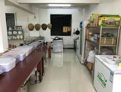 重庆小面技术培训操作间