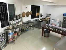 重庆小面培训厨房