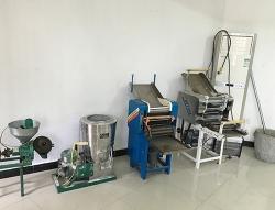 重庆小面培训设备展示